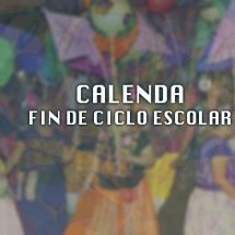 CALENDA DE EGRESADOS 2018