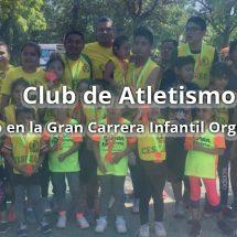 CLUB DE ATLETISMO CUNA DE GANADORES