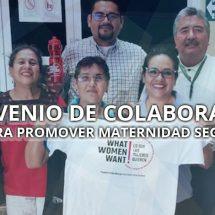 CONVENIO DE COLABORACION MATERNIDAD SEGURA